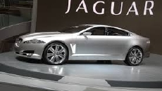 Jaguar XF radio