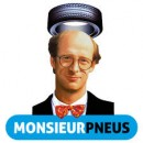 Monsieur Pneus jingle.